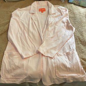 ⭐️NEW⭐️Pale pink blazer